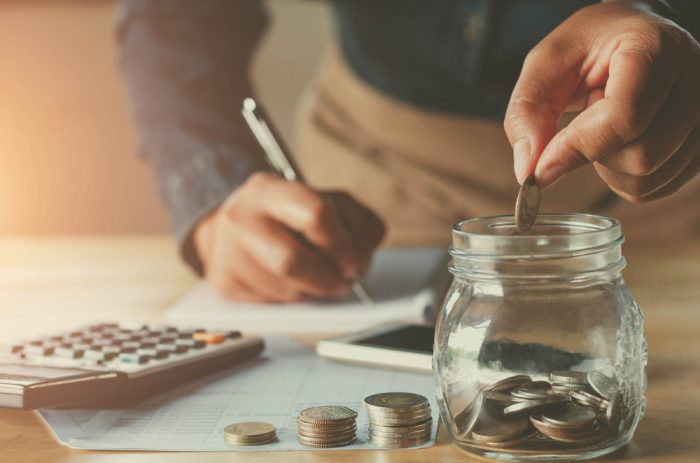 Whether in the form of student loans, credit card bills or car payments, a large amount of debt can prevent you from securing the financing needed for a new home, car or other large purchase. More than likely, you are also paying interest on this debt, which is costing you even more. Make a resolution this year to pay down your debts.